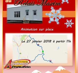 Invitation au Relais Maxim