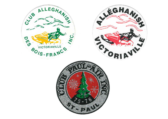 clubs Alléghanish, Paul-Air et des Forges